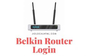 Belkin Router Login