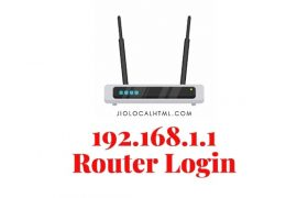 192.168.1.1 Router Login